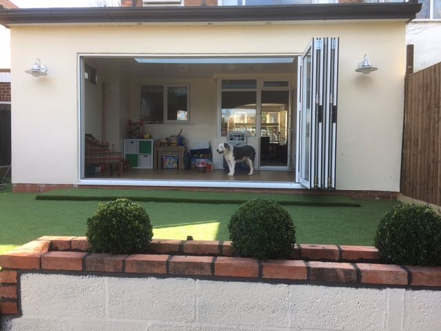 An example of our extension work